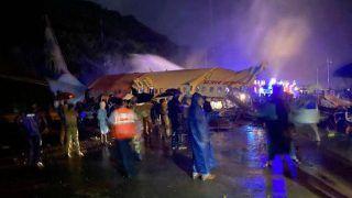 Kerala Crash: Dubai-Kozhikode Aircraft Was at Full Speed While Landing at Karipur Airport, Says DGCA
