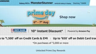 Amazon Prime Day 2020 LIVE: First Sale Amid Pandemic With Best Offers on iPhone, Sanitiser, Oximeter