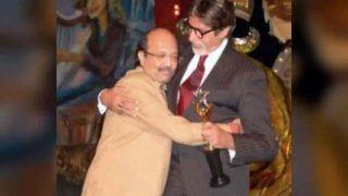 अमर सिंह की मौत के बाद अमिताभ बच्चन ने ट्वीट की अपनी ये फोटो, नहीं लिखा एक भी शब्द