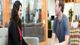 Parliament Panel Questions Facebook India Policy Head Ankhi Das on Data Privacy of Its Users