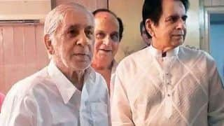 Dilip Kumar's Brother Aslam Khan, Who Tested COVID-19 Positive, Passes Away at 88
