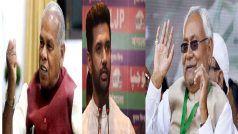 Bihar Assembly Election 2020: जदयू-लोजपा में तू-तू, मैं-मैं, मांझी का फिर उमड़ा नीतीश प्रेम