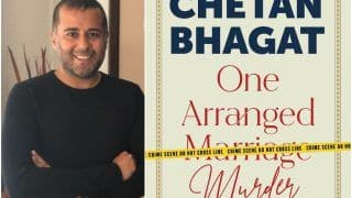 'One Arranged Murder': Chetan Bhagat Releases the Cover of His New Book, Trailer to Be Out on August 19