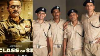 Shah Rukh Khan is All Praises For Bobby Deol's Class of '83 - Check Out This Viral Tweet