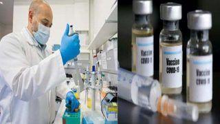 देश में COVID Vaccine बनने के बाद सबसे पहले किसे दिया जाएगा? स्वास्थ्य राज्यमंत्री ने दी यह जानकारी...