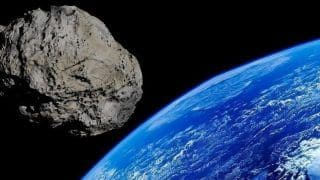 Closest Flyby Ever Detected! SUV-Sized Asteroid Zooms Past Earth 2950 Kms Above Southern Indian Ocean