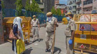 Delhi Containment zones list: दिल्ली में सुधर रहे हालात, कंटेनमेंट जोन की संख्या अब 500 से भी कम, देखें फुल लिस्ट