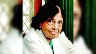 Dr S. Padmavati, India's First Female Cardiologist, Passes Away Due to Covid-19 At 103