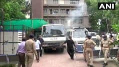 गुजरात में कोविड-19 अस्पताल में लगी आग, मरीजों को शिफ्ट किया गया