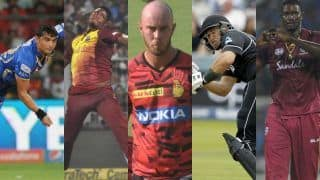 Caribbean Premier League 2020: The Five Players to Watch Out For