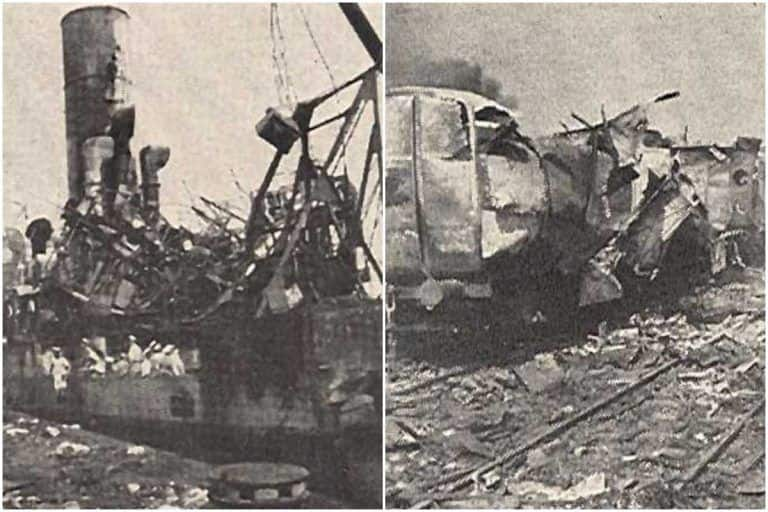 Revisiting History: Just Like Beirut Blast, Mumbai Too Was Rocked by a Massive Dock Explosion 76 Years Ago