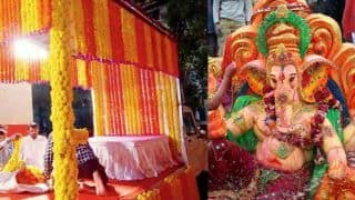Ganesh Chaturthi 2020 in Mumbai: Visarjan Rath Launched Amid COVID-19 to Help Senior Citizens