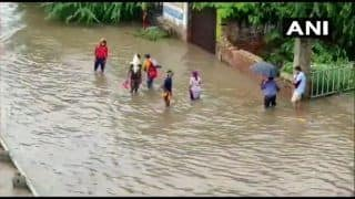 Gurugram Building Bends on One Side After Rain, Residents Moved Out