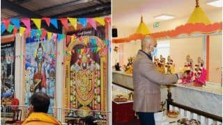 Historic Moment! Ireland Gets Its First-Ever Hindu Temple in Dublin After a Wait of 20 Years