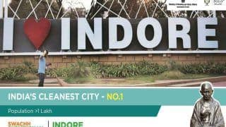 This is How Indore Retained Cleanest City Title Again