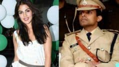 Rhea Chakraborty Case: IPS Vinay Tiwari Breaks Silence, to Move Supreme Court Against BMC For Forcibly Quarantining Him