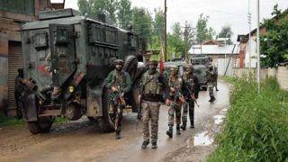 स्वतंत्रता दिवस से एक दिन पहले जम्मू-कश्मीर मे आतंकी हमला, दो पुलिसकर्मी शहीद