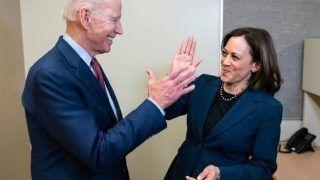 Joe Biden Will be a President Who Represents the Best in Us: Kamala Harris