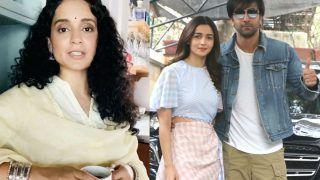 Kangana Ranaut's Team Attacks Alia Bhatt Again Over Sadak 2 Trailer Response, Says 'Their Time is up'