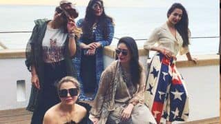 Kareena Kapoor Khan's Latest Pictures With Malaika Arora And Others Show Nothing Like Meeting Your Girls After Months of Lockdown