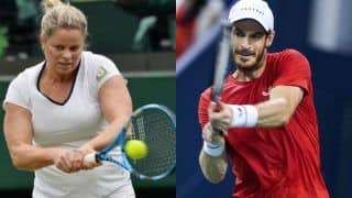 US Open 2020: Former Champions Kim Clijsters And Andy Murray Handed Wild Cards