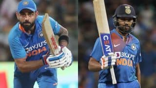 3rd T20I: Skipper Virat Kohli Equals Rohit Sharma in Elite T20I Record Tally