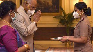 Raksha Bandhan 2020: President Kovind Invites COVID-19 Frontline Nurses, Calls Them 'Saviours' Who Risk Lives to Save Others