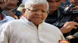 Lalu Yadav Being Held Hostage in Delhi, Claims Tej Pratap Yadav