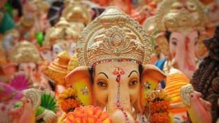Happy Ganesh Chaturthi 2020: Here's How You Can Celebrate The Ganpati Festival in An Eco-Friendly, Socially-Distant Way