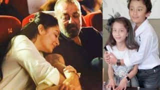 Maanayata Dutt Prays For Sanjay Dutt, Says 'Sands Are Shifting' as Family Plans to Leave For US