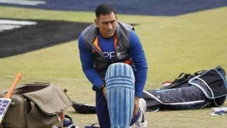 Observed Dhoni's Match Reading Skills And Suggested he Should be The Next Captain: Tendulkar