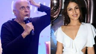 Rhea Chakraborty-Mahesh Bhatt's WhatsApp Chats From June 8 After Leaving Sushant Singh Rajput's Residence: Sense of Relief