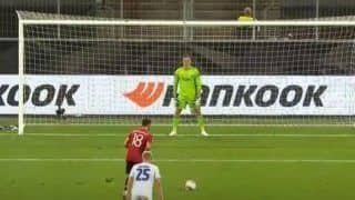 Europa League: Bruno Fernandes Penalty in Extra Time Sends Manchester United Into Semifinals