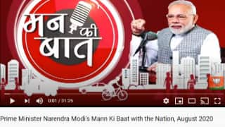 PM Modi's 'Mann Ki Baat' Video Gets Over 5 Lakh Dislikes on YouTube Amid Outrage Over NEET, JEE