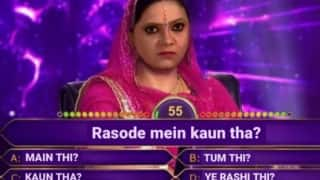 'Rasode Mein Kaun Tha': The Viral Kokilaben Rap Video Sparks Hilarious Meme Fest on Twitter