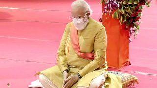 Ram mandir bhoomi pujan: भक्ति में सरोबार हुआ सोशल मीडिया, आज ट्रेंड में हैं श्रीराम, लोग बोले- मोदी जी शुक्रिया