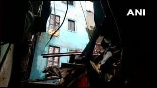 Mumbai: One Dead, 4 Injured After Part of Building Collapses in Chembur