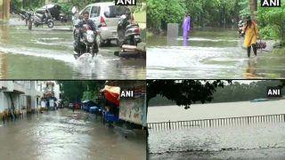 Mumbai Rains latest Updates: मुंबई में झमाझम बारिश से बिगड़े हालात, दोपहर में हाई टाइड का अलर्ट