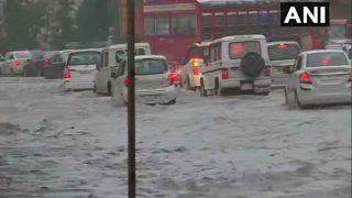 मुंबई में भारी बारिश का अलर्ट, मुख्यमंत्री उद्धव ठाकरे ने दिए सतर्क रहने के निर्देश दिए