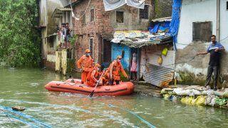 Mumbai Rains: NDRF Deploys 15 Teams, CM Urges People to Stay Indoors, IMD Predicts Heavy Rains Till Tomorrow