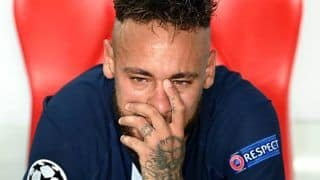 Neymar Left in Tears After PSG Suffer 0-1 Defeat to Bayern Munich in Champions League Final