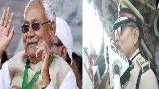 SSR Case: शिवसेना ने मुखपत्र 'सामना' में नीतीश कुमार पर की तीखी टिप्पणी, बिहार डीजीपी के लिए ये लिखा..