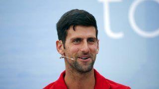 World No. 1 Novak Djokovic Confirms US Open Participation Despite Coronavirus Threat