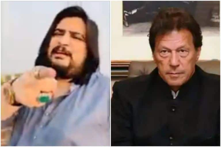 Watch | Pakistan Man Publicly Beaten & Arrested For Mocking Imran Khan Over Inclusion of Kashmir In New Map
