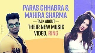 Paras Chhabra Opens up on Working With Mahira Sharma in Music Videos