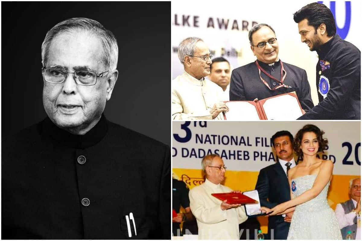 Former President Pranab Mukherjee Dies at 84: Bollywood Celebs Mourn |  India.com