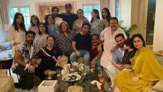Kareena Kapoor Khan And Clan Comes Together To Celebrate Raksha Bandhan, Alia Bhat Joins Ranbir Kapoor