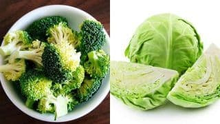 Eat Broccoli And Cabbage to Reduce Heart Attack Risk