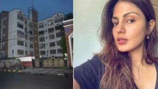 Sushant Suicide Case: लापता चल रहीं रिया चक्रवर्ती ने परिवार संगआधी रात को बिल्डिंग छोड़ा- रिपोर्ट