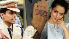 Sushant Suicide Case: IPS विनय तिवारी के क्वारंटाइन परकंगना का फूटागुस्सा, कहा- 'यह क्या है? गुंडाराज?'